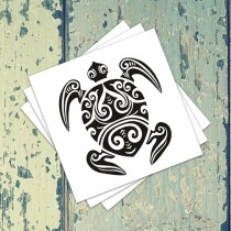 Tribal Turtle (3-Pack)