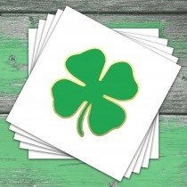 Four Leaf Clover (5-pack)
