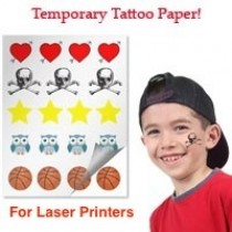 Tattoo Paper:  (For Laser Printers)