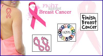 Breast-Cancer-Temporary-Tattoos