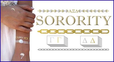 Sorority-Temporary-Tattoos