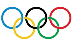 Olympic Rings Temporary Tattoos