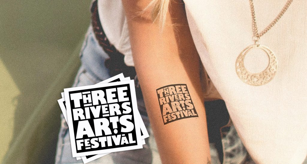 Arts Festival Custom Festival Temporary Tattoos
