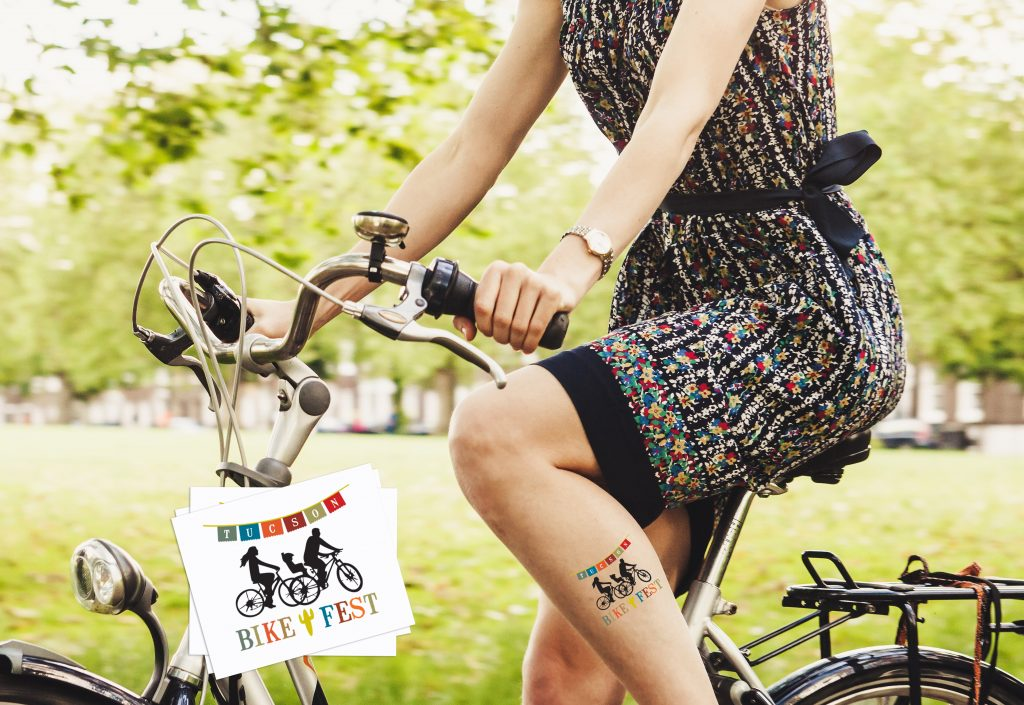 Bike Festival Custom Festival Temporary Tattoos